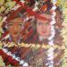 Portrait d'humanité, enfant du monde 3, acrylique sur toile, 20x20 pouces thumbnail