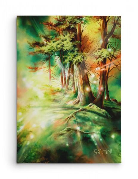 VENDUE - Nature Vivante / Living Nature / Lebende Natur / Naturaleza viviente - Huile  24x20