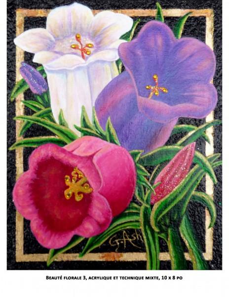 Beauté florale 3