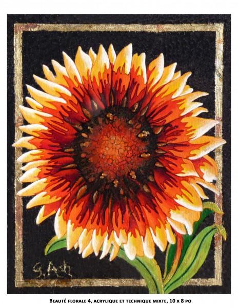 Beauté florale 4