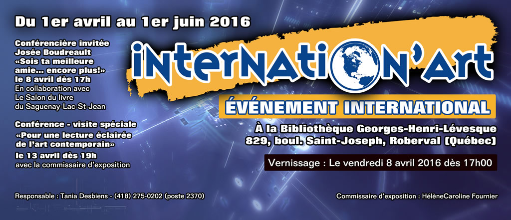 Internation'ART 2016