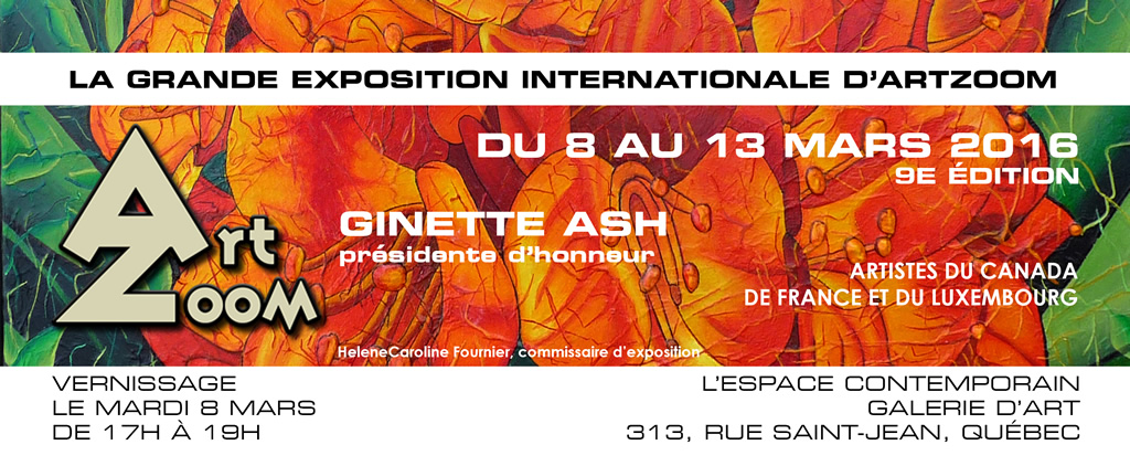 La Grande Exposition Internationale d'ArtZoom