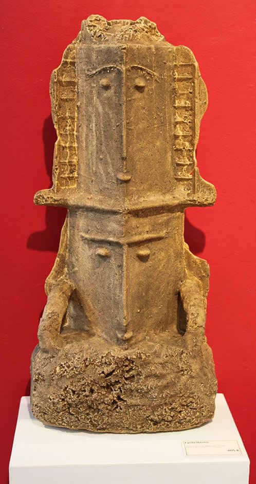 Sculpture de Lynda Ritchie