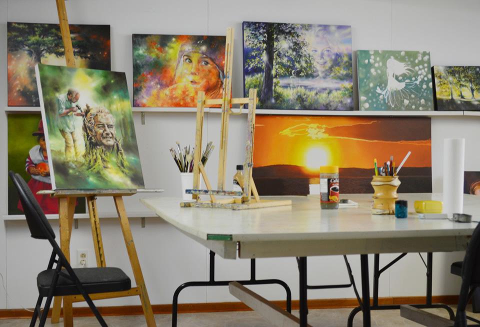 Atelier de Gabriell