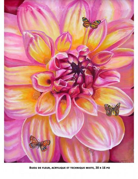 Bijou de fleur