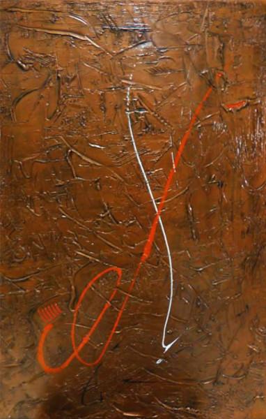 Série Bronzaï - Métallurgisme artistique - techniques mixtes, 36 x 24 pouces