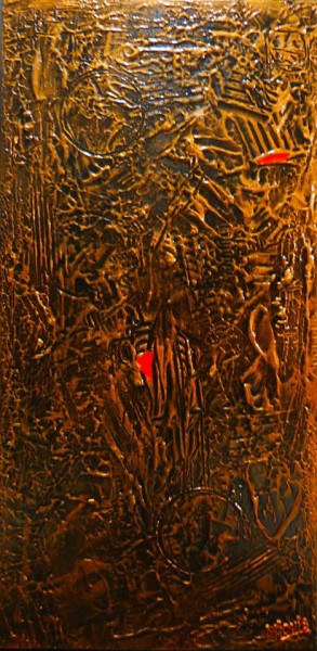 Série Bronzaï - Métallurgisme artistique - techniques mixtes
