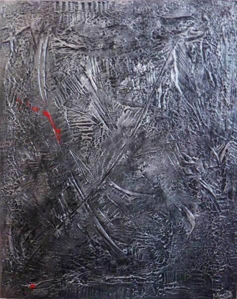 Série Métali-K - Métallurgisme artistique - techniques mixtes