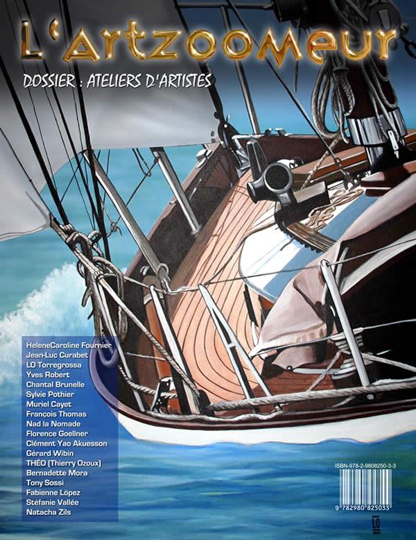 L'ArtZoomeur, revue d'art