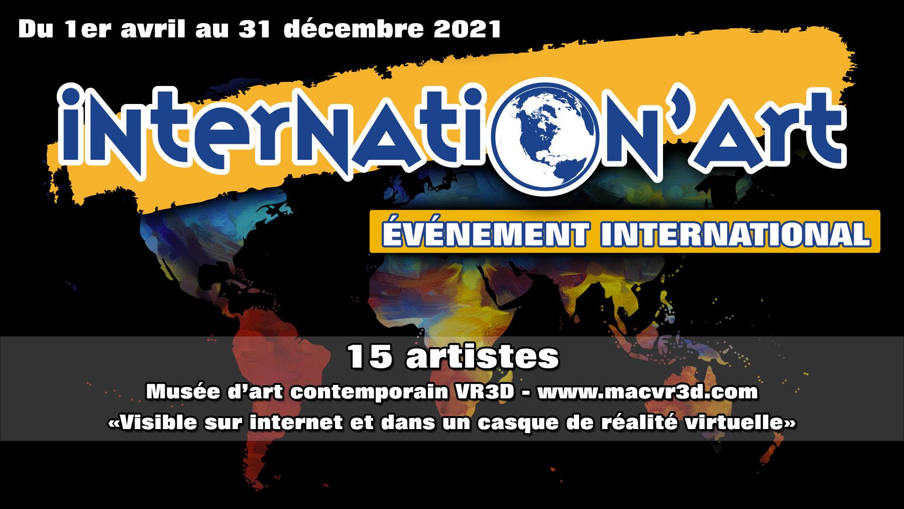 Internation'art 2021