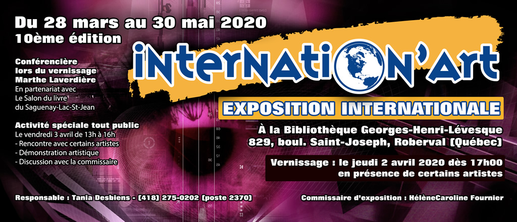 Internation'ART 2020