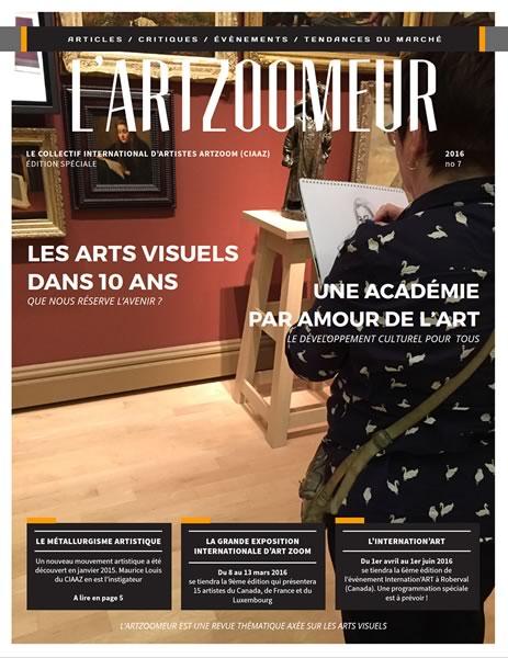 L'ArtZoomeur 2016
